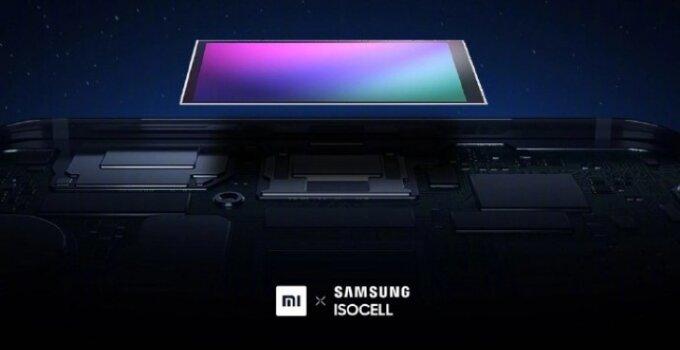 มือถือ Xiaomi 4 รุ่นหน้าอาจจะใช้กล้อง 108MP ของ Samsung