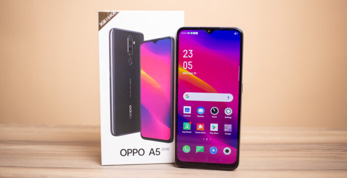 Review OPPO A5 2020 SpecPhone 020
