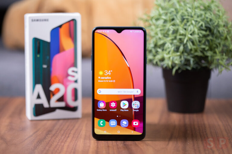 Review Samsung Galaxy A20s SpecPhone 002