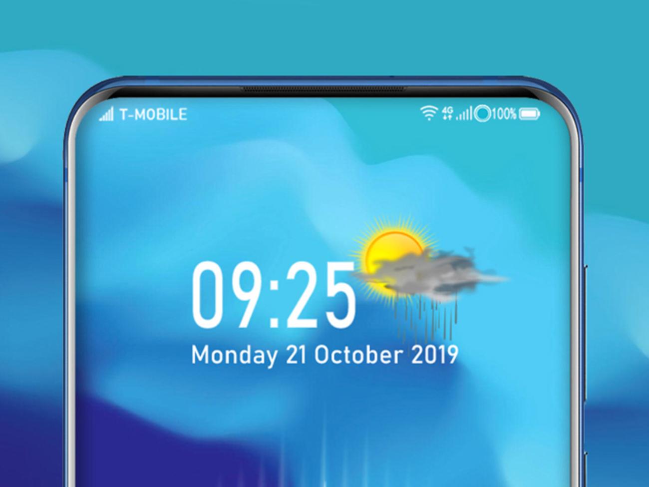 telefoons-met-sound-on-display-technologie