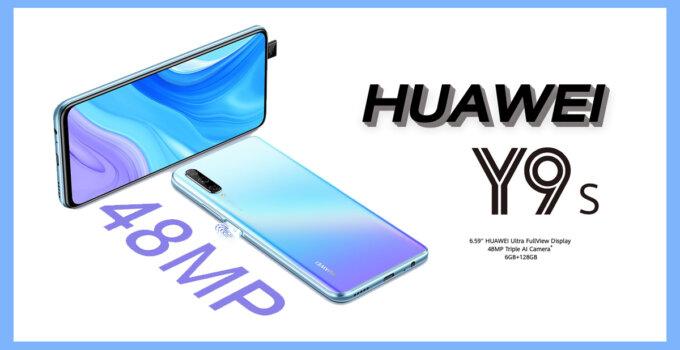 มือถือจอใหญ่ huawei y9s