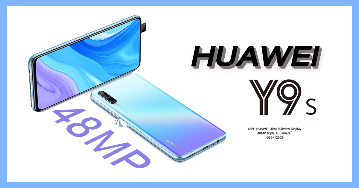 HUAWEI Y9s SpecPhone Cover