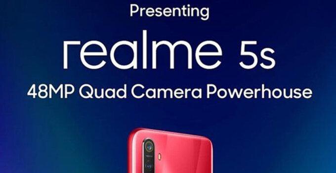 Realme 5s Flipkart app screenshot 1