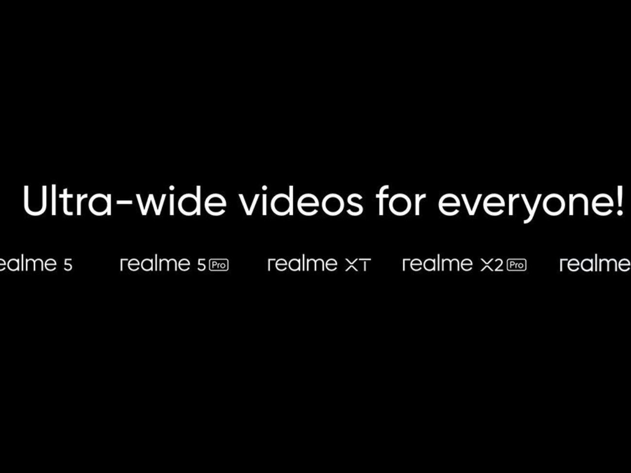 Realme-Ultrawide-Video-Recording