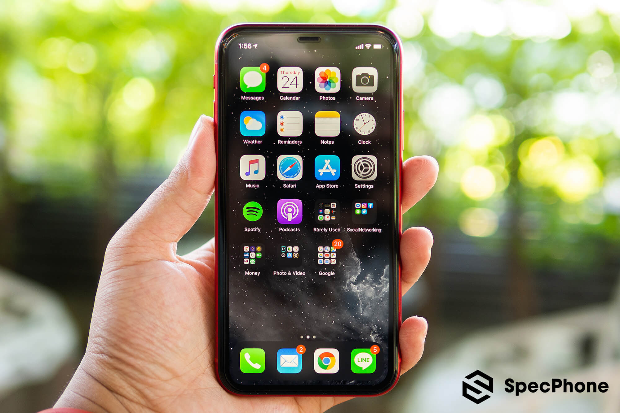 Review Apple iPhone 11 Product Red SpecPhone 13