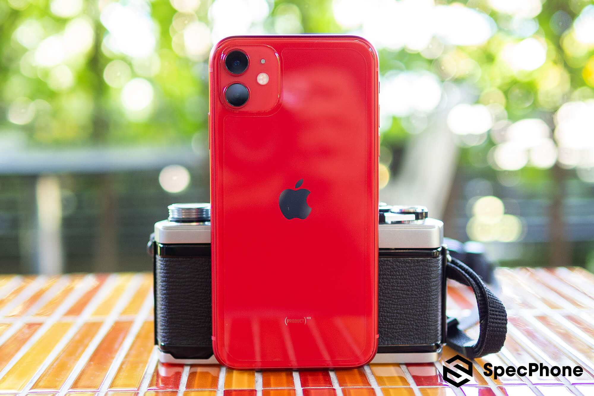 Review Apple iPhone 11 Product Red SpecPhone 31