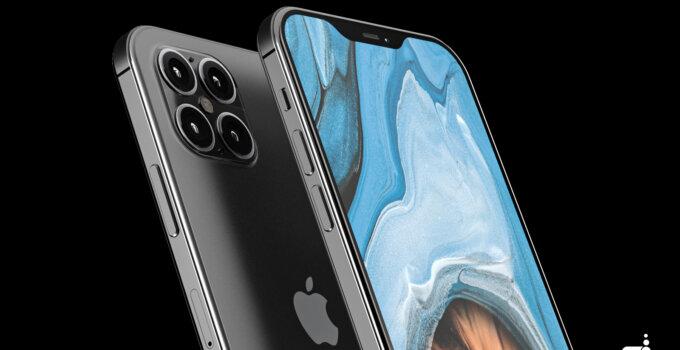 iPhone 12 Display Camera