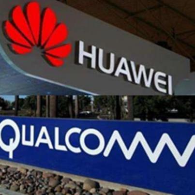 Huawei-Qualcomm