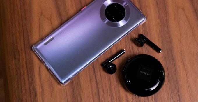 Review HUAWEI FreeBuds 3 Wireless SpecPhone 0018