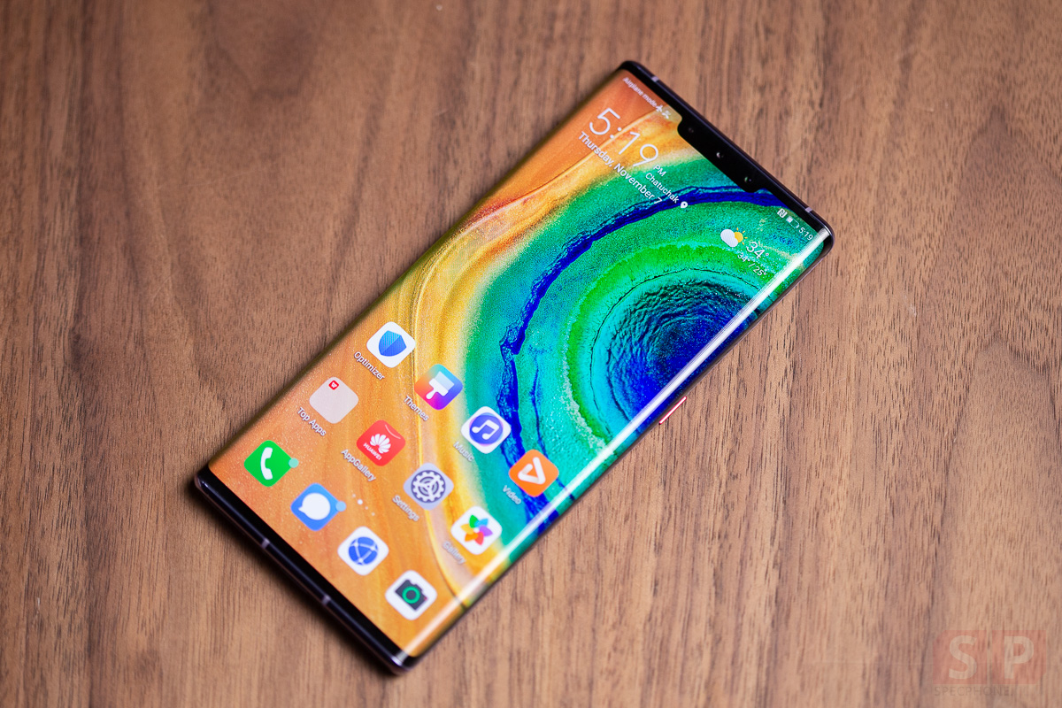 Review Huawei Mate 30 Pro SpecPhone 010