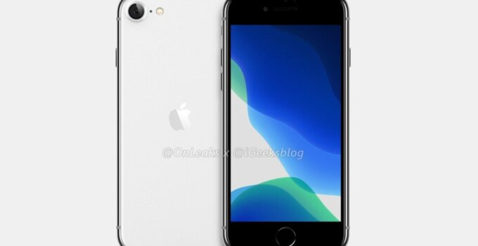 Apples iPhone 9 leaks in all its iPhone 8 inspired glory