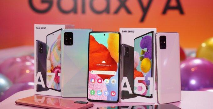 PR Samsung Galaxy A71 Galaxy A51 00004