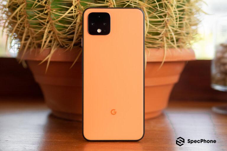 Review Google Pixel 4 21