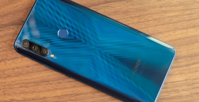 Review HONOR 9X SpecPhone 002 mark