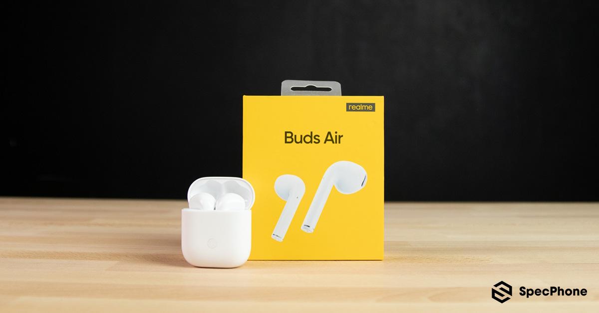 Review realme Buds Air SpecPhone Cover