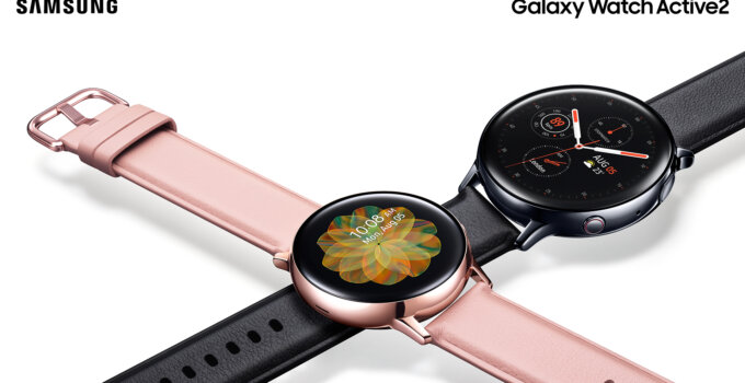 Samsung Galaxy Watch Active 2 PR News 00004