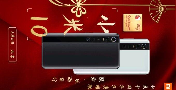 Xiaomi Mi 10 February 11 launch date cover