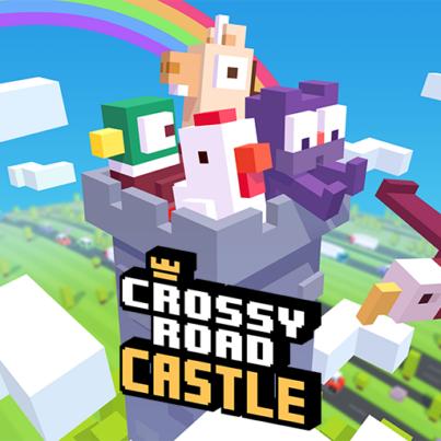 CrossyRoadCastle_KeyArt_CharactersTower_1024x512