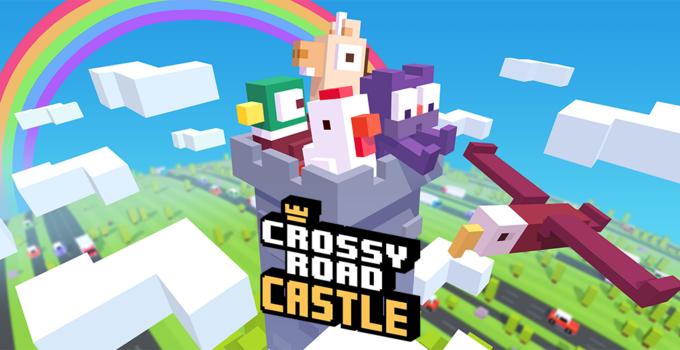 CrossyRoadCastle KeyArt CharactersTower 1024x512