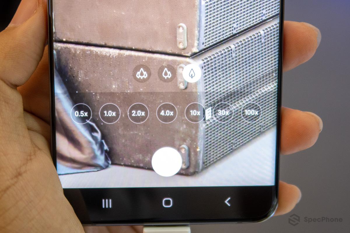 Hands on Samsung Galaxy S20 Ultra 5G SpecPhone 0009