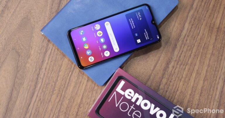 Lenovo K10 Note