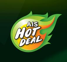 AIS Hot Deal 2020