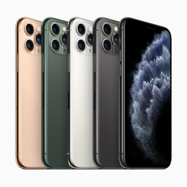 ราคา iPhone 11 pro