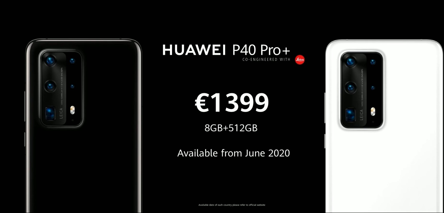 HUAWEI P40 Series Launched Price SpecPhone 00003