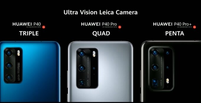 HUAWEI P40 Series Launched SpecPhone 00047