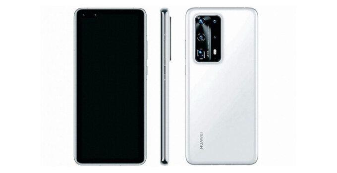 Huawei P40 Pro PE South Korean listing