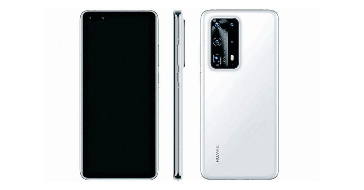 Huawei-P40-Pro-PE-South-Korean-listing