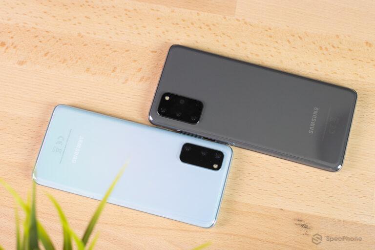 Samsung Galaxy S20 , Samsung Galaxy S20+