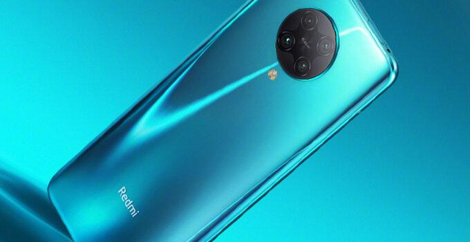 Redmi K30 Pro 5G render