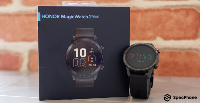 Review Honor MagicWatch 2 SpecPhone 25