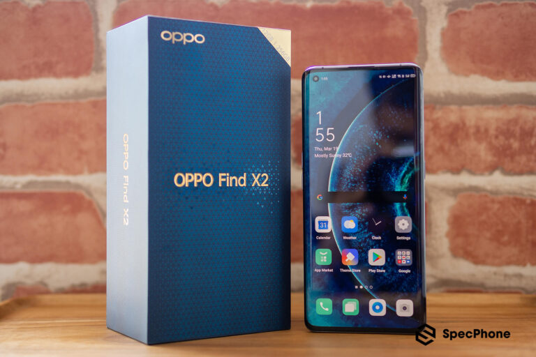 Review OPPO Find X2 SpecPhone 9