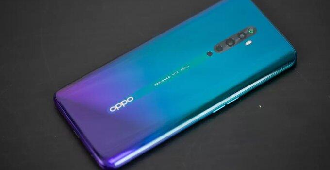 Review OPPO Reno 2 F Nebula Green SpecPhone 005