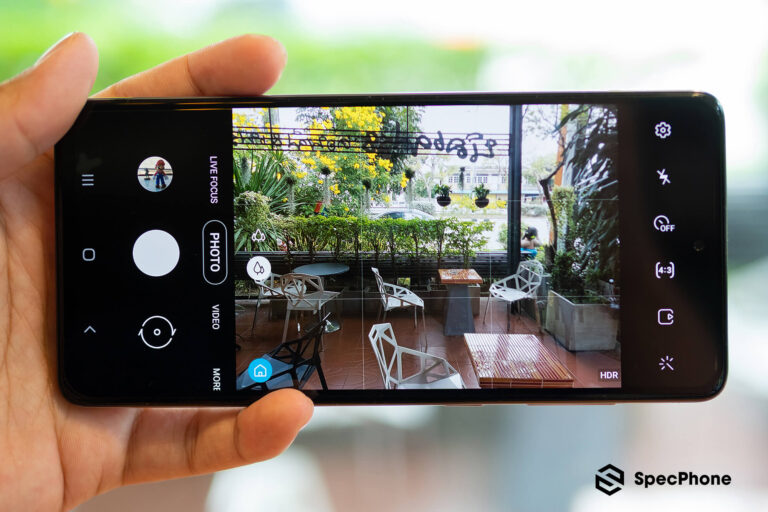 Review Samsung Galaxy A71 SpecPhone 19