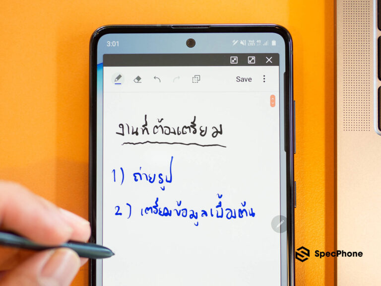 Review Samsung Galaxy Note 10 Lite SpecPhone 14