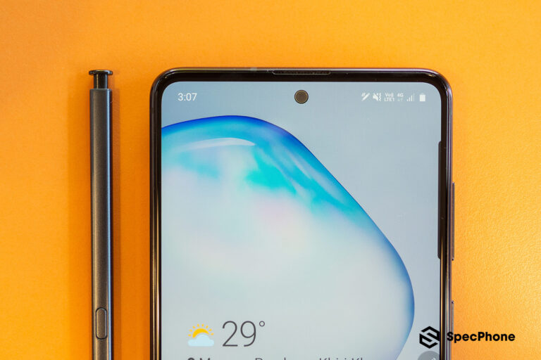 Review Samsung Galaxy Note 10 Lite SpecPhone 17