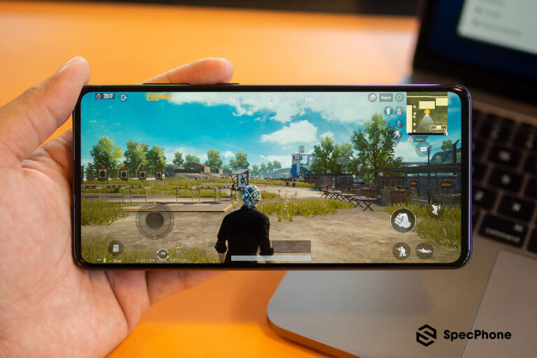 Review Samsung Galaxy Note 10 Lite SpecPhone 31