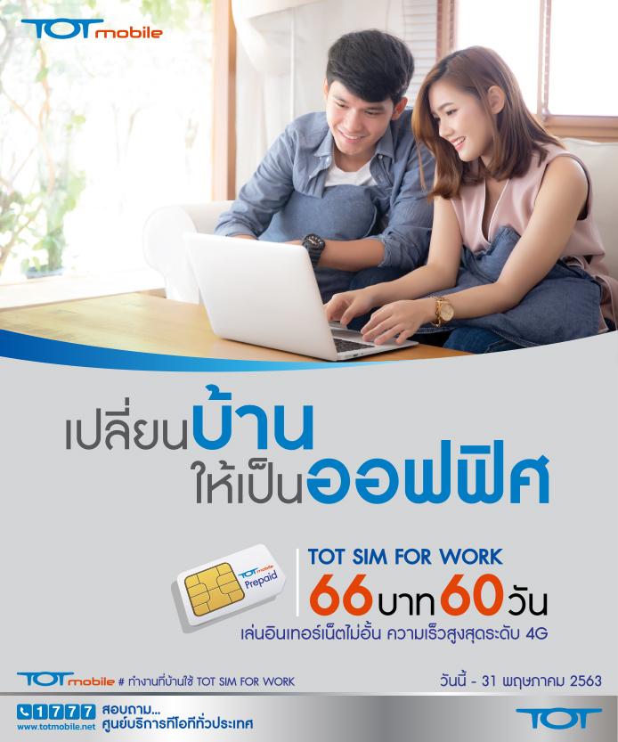 TOT SIM for Work 001