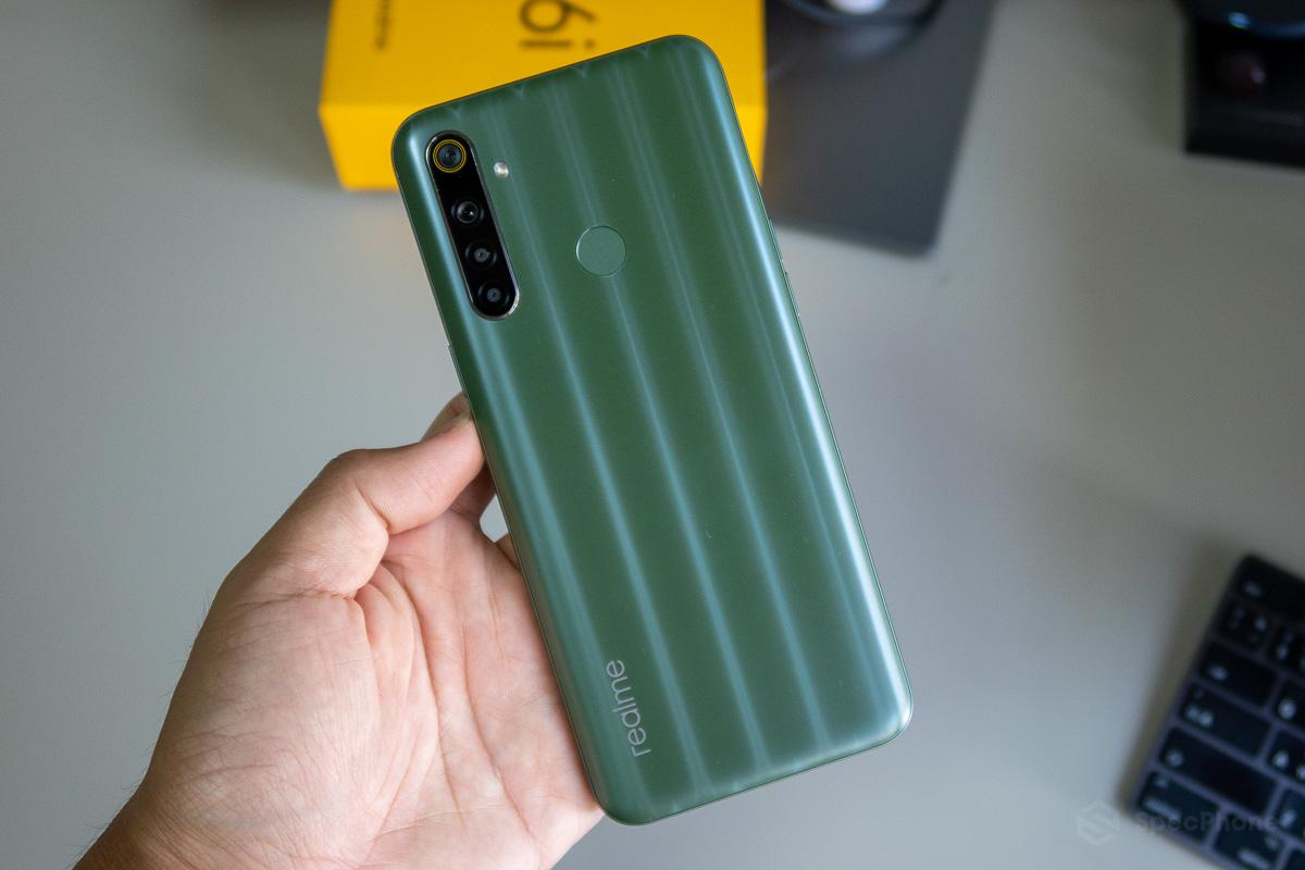 [Unbox] realme 6i ขุมพลังเต็มขั้น Helio G80 พร้อม 4 กล้อง AI และแบตอึด 5000 mAh