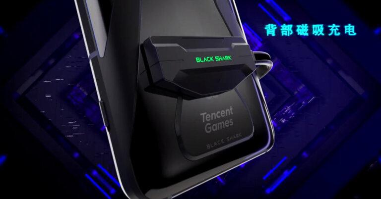 Xiaomi Black Shark 3 charging port featured