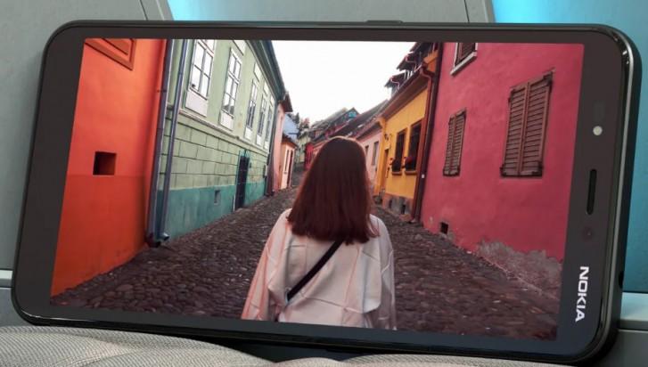 Nokia เปิดตัว Nokia C2 ขุมพลัง Android Go มาพร้อมแฟลชกล้องหน้า