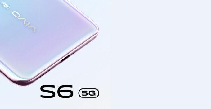 vivo s6 5g official