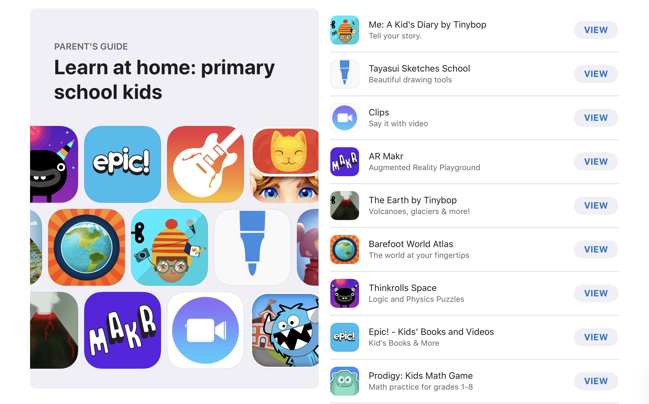 App Store Recommend Apps for Education 00005