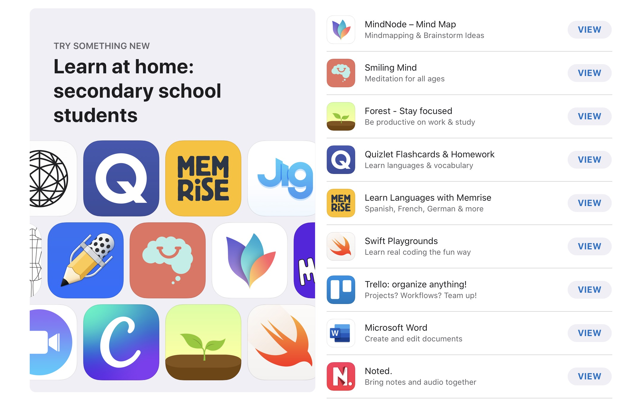 App Store Recommend Apps for Education 00006