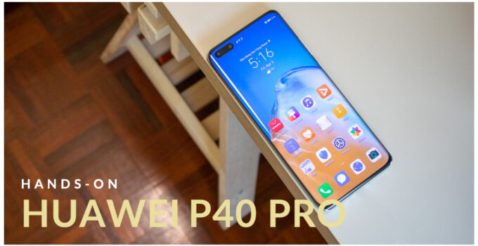 Cover Hands on HUAWEI P40 Pro 002
