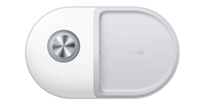 OPPO AirVOOC Wireless Charger1