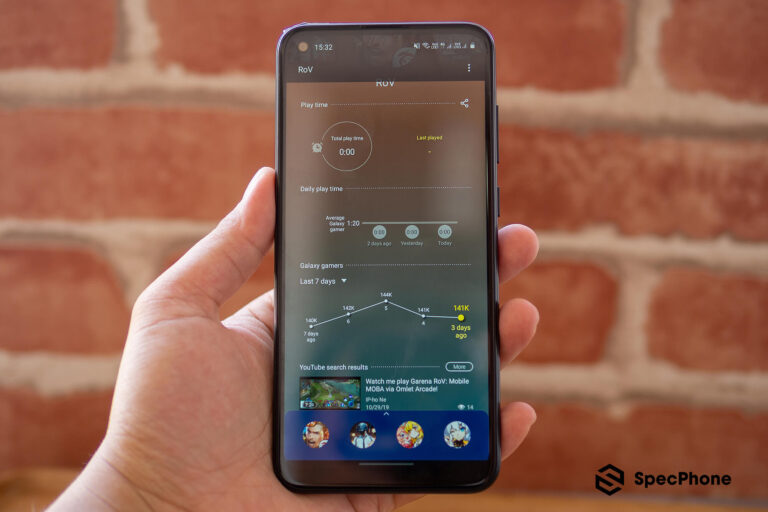Review Samsung Galaxy M11 SpecPhone 25